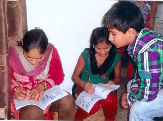 Deepanshu Bansal taking classes