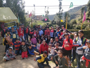 classes vi to viii visited mussoori , kanaktal and Dehradoon ,IMS campus during the dussehra vacations