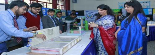 CBSE EXHIBITION 2019 AT BBPS ROHINI