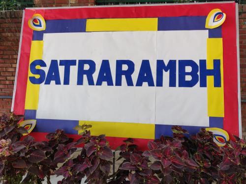 SATRARAMBH